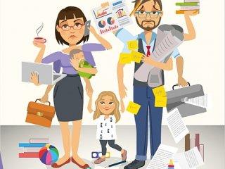 Donne e uomini, in bilico tra genitorialità e lavoro